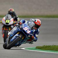 Recuperando sensaciones, Mattia Pasini se erige como el más veloz del viernes