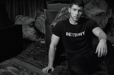 Nick Jonas Se Estrena Como Disenador Con Una Coleccion Capsula Inspirada En El Rock Para John Varvatos