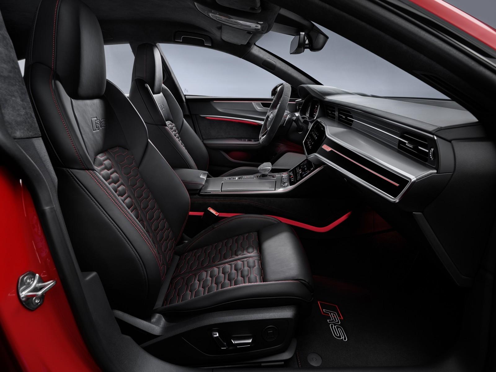Foto de Audi RS 7 Sportback 2020 (11/44)