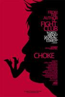 'Choke', poster y trailer de la adaptación de la novela de Chuck Palahniuk