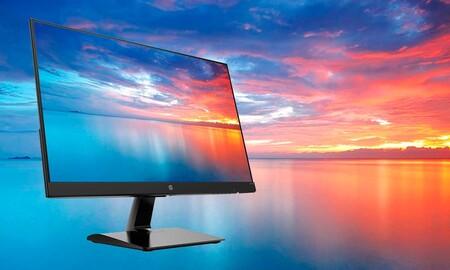 Amazon te deja un interesante monitor de PC para trabajar como el HP 24m por sólo 109 euros con envío gratis