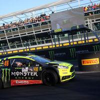 Valentino Rossi hace historia en el Rally de Monza ganando por sexta vez a pesar de una sanción