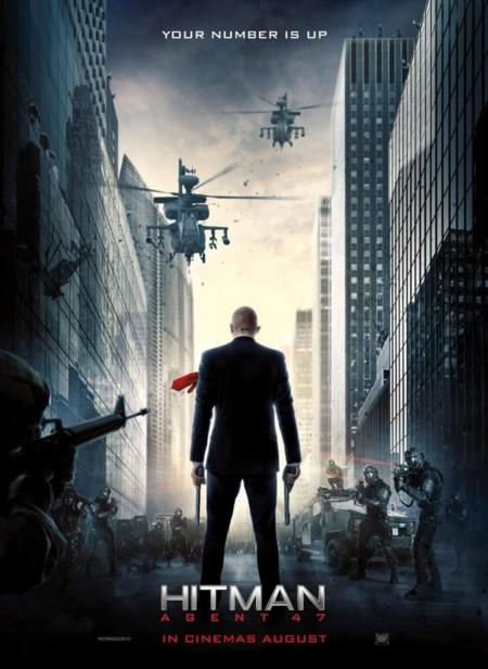 Cartel de Hitman: Agente 47