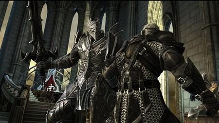 Infinity Blade Saga  hará su aparición en el  Xbox One