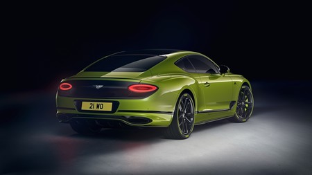Bentley Continental Gt Pikes Peak Mulliner 2020 001