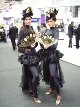 Chicas 3GSM 2007