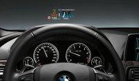 El Head-Up Display de BMW apuesta por el color