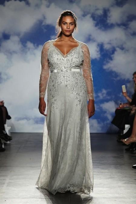Jenny Packham vestido novia 2015