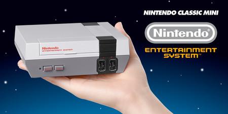 Diversión retro también en verano por sólo 53 euros con la Nintendo Classic Mini