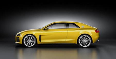 Audi Sport Quattro Concept 2013, otro prototipo para hacernos soñar