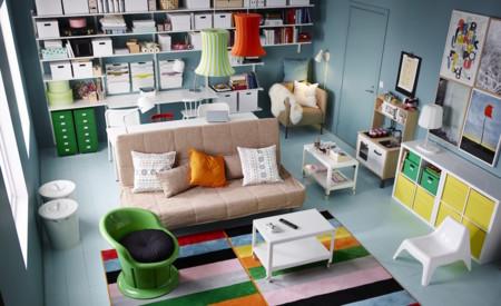 Cómo combinar los colores de tu hogar para que el resultado sea de diez... y no de pesadilla