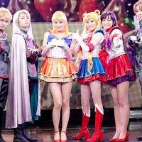 'Sailor Moon: El Musical' llegará a México el 31 de mayo, pero solo a los cines de estas ciudades