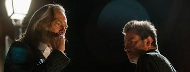 """""""Gigantes es más ágil y lúdica que No habrá paz para los malvados"""". Enrique Urbizu"""