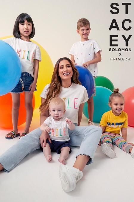 Primark tiene la colección para niños más divertida y colorida firmada por Stacey Solomon