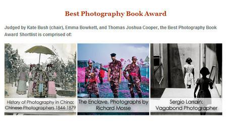 Kraszna-Krausz 2014 Book Awards, ya se conocen los finalistas a los mejores libros de fotografía de este pasado año