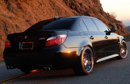 BMW M5 Twin Turbo