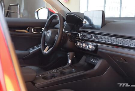 Honda Civic 2022 Opiniones Prueba Mexico 24