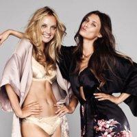 H&M colección lencería Navidad 2011: la moda que no se ve (pero que gusta a todos)