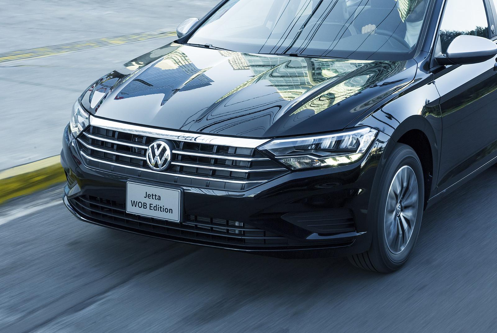 Foto de Volkswagen Jetta Wolfsburg Edition (2/11)