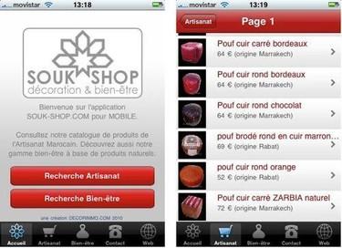 Nuevas aplicaciones decorativas en el iPhone