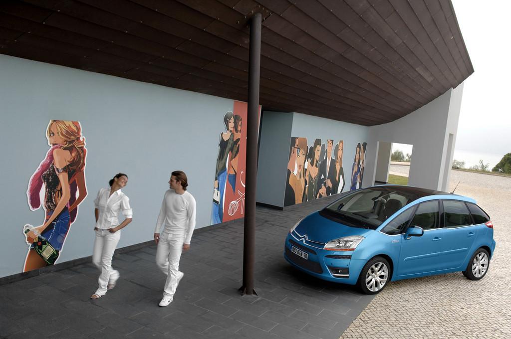 Foto de Citroën C4 Picasso Cool y Grand C4 Picasso Cool (1/5)