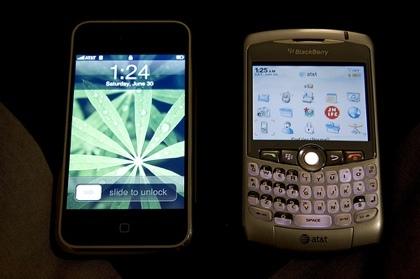 El iPhone es un éxito de ventas