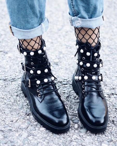 promoción especial marca famosa color atractivo Estas son las botas moteras de Zara que lo petan en ...