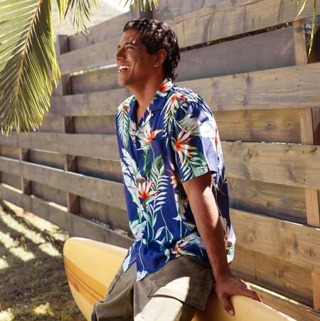 Polo Ralph Lauren presenta The Hoffman Collection, una propuesta veraniega con la camisa hawaiana como protagonista