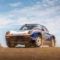 ¡Espectacular! El Dakar 2021 tendrá una categoría de coches clásicos que disputaron el rally antes del 2000