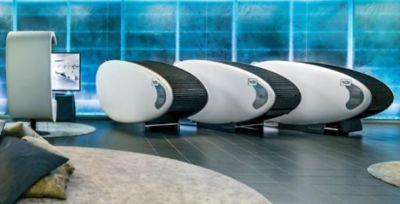 Ahora puedes echarte una siesta en el aeropuerto de Helsinki gracias a estas cápsulas futuristas