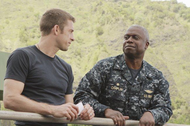 Imagen de la serie de ABC 'Last Resort'