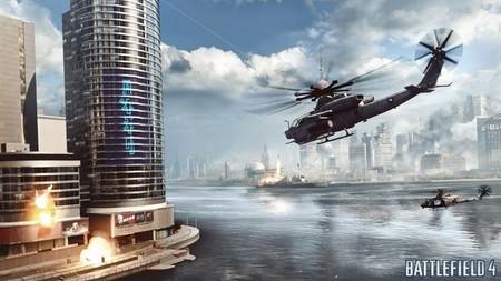 Cinco minutos más de acción desaforada online en 'Battlefield 4'