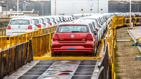 Volkswagen Coches Aparcados