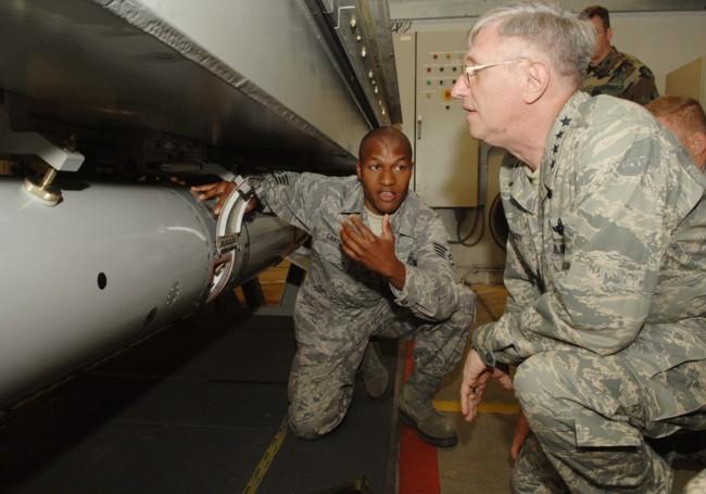 B61 Nuclear Bomb Inert Training Version