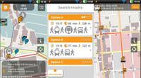 Aplicación viajera: Moovit que nos informa de las demoras en el transporte público