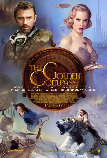 5 nuevos pósters de 'The Golden Compass'