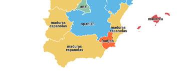 Para el porno, el verdadero hecho diferencial no está en Euskadi o Cataluña. Está en MURCIA