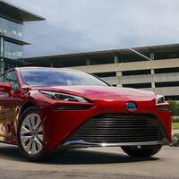 El nuevo Toyota Mirai se prepara para renacer: un coche eléctrico de hidrógeno que promete un 30% más de autonomía