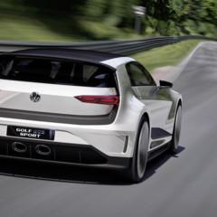 Foto 2 de 43 de la galería volkswagen-golf-gte-sport-concept en Motorpasión