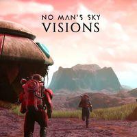 Visions es la próxima actualización de No Man's Sky [actualizado]