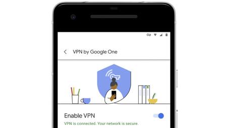 La VPN de Google One ya está disponible en España: qué ofrece, cómo activarla y precios