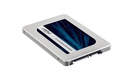 Para no renunciar ni a velocidad ni a espacio, el disco duro SSD Crucial MX300 de 2 TB, está ahora en PcComponentes a 469,90 euros