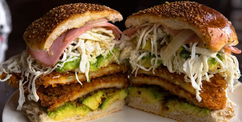 cemitas, de los más queridos de la comida tipica de Puebla