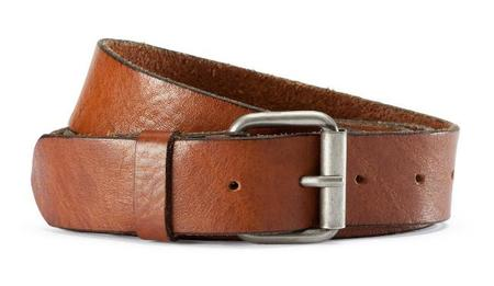 Cinturon piel H&M