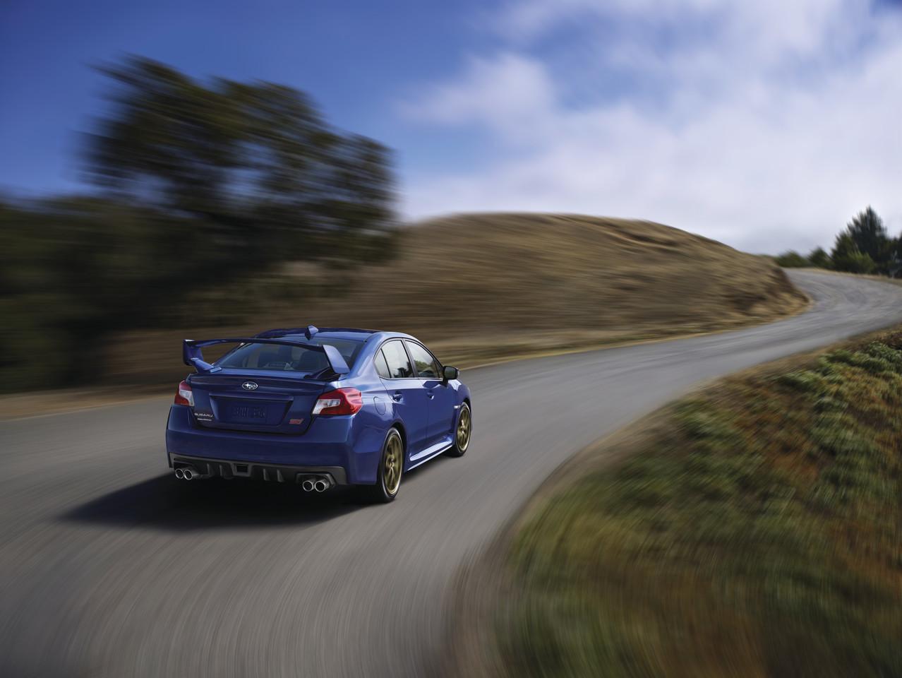Foto de Subaru WRX STI 2014 (3/21)