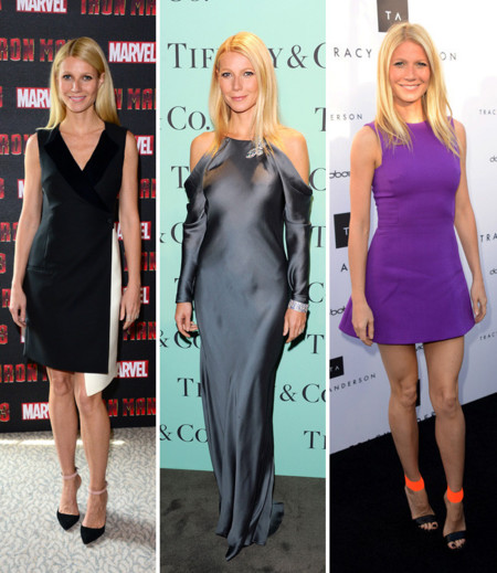 Paltrow looks Dior