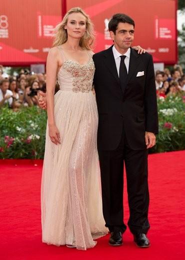Arranca el Festival de Venecia y yo me pido de mayor ser Diane Kruger