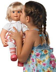 Violeta, la muñeca tecnológicamente más avanzada