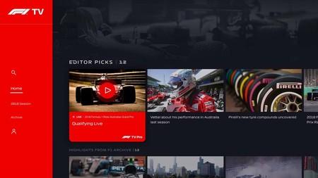 Fórmula 1 lanzará su servicio de streaming y México lo tendrá de lanzamiento