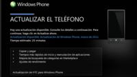 La actualización NoDo de Windows Phone 7 llega a HTC Trophy
